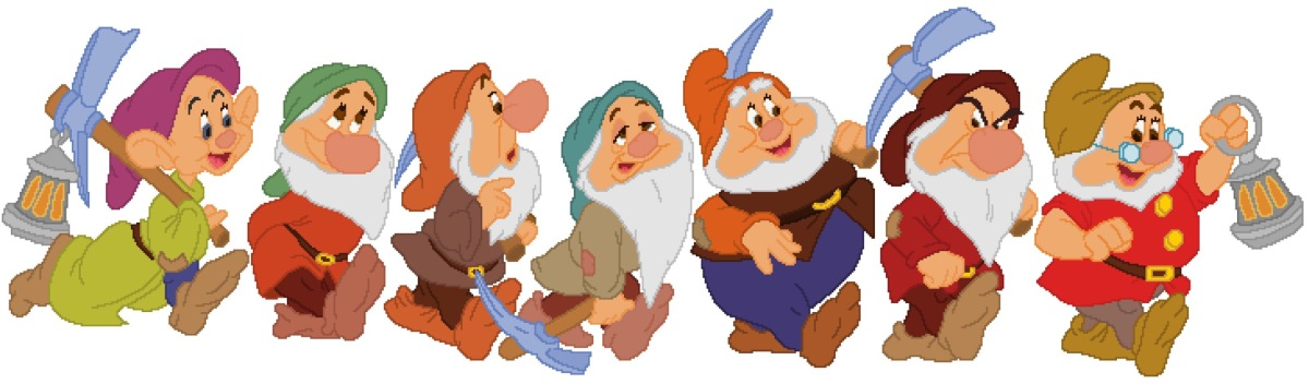 Heigh-Ho! Heigh-Ho! It's Off To Work We Go.