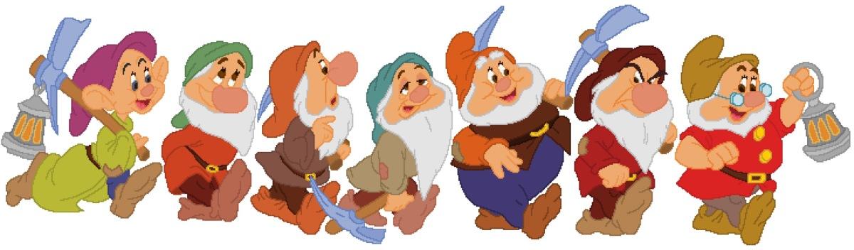 Heigh-Ho! Heigh-Ho! It's Off To Work WeGo.